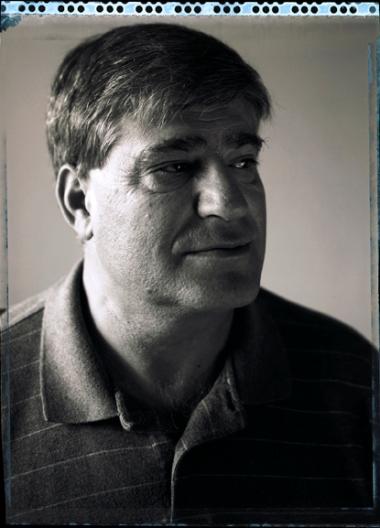 Papi, Polaroid 55, 2003(?)